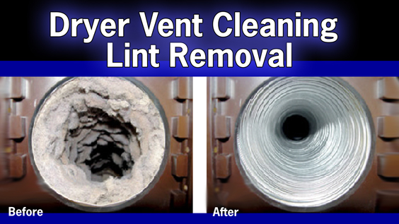 Campbell River Dryer Vent Cleaning